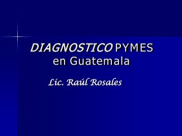 DIAGNOSTICO MIPYMES