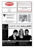 Ausgabe 1, Januar 2010 - Quartier-Anzeiger Archiv - Page 6