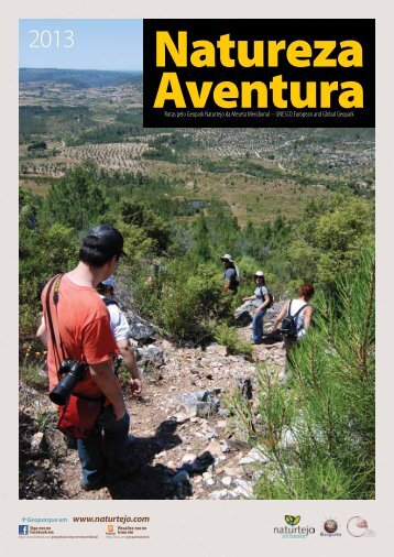 a rota em pdf - Geopark Naturtejo
