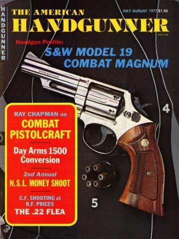 American Handgunner July/August 1977