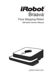 Braava™ - myRobotcenter