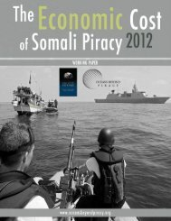 Economic Cost of Piracy 2012 - Full Report - Oceans Beyond Piracy