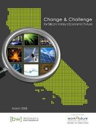 Change & Challenge for Silicon Valley's Future (PDF) - Work2Future