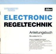 electronic regeltechnik - Philips