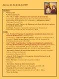 VIII Jornadas de la Asociación Castellano Manchega de - Page 2