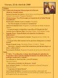 VIII Jornadas de la Asociación Castellano Manchega de - Page 3