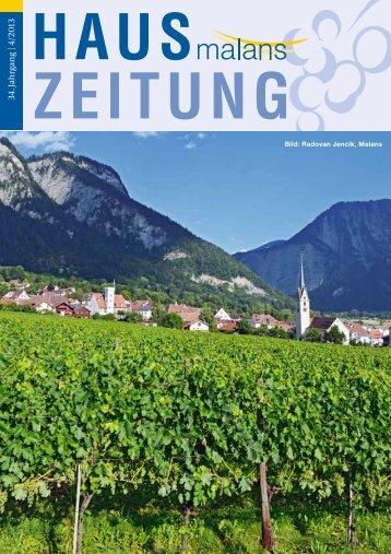 3 4. Jahrgang | 4 /2 013 - Bezirksamtsblatt