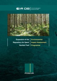 Environmental Impact Assessment Programme (pdf) - Posiva