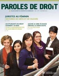 Printemps 2012 - Université de Sherbrooke
