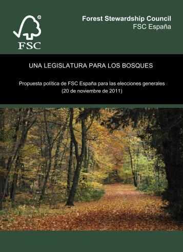 Una legislatura para los bosques - Federación de Servicios a la ...