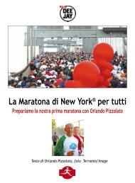 La Maratona di New York® per tutti - CorsaPadova