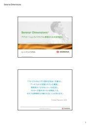 Dimensions Build - Serena Software