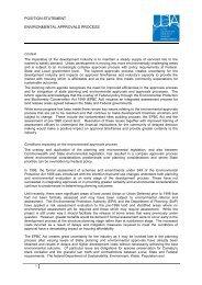 Environmental Approvals Process - Urban Development Institute of ...