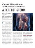 Chronic Kidney Disease and Cardiovascular Risk: A Perfect Storm - Page 3