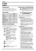 N137923 man planer D26676-B5.indd - Service - DeWALT - Page 6