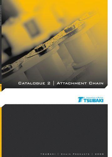 Catalogue 2 | Attachment Chain - Tsubaki Europe