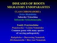 migratory endoparasites