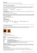 SIKKERHEDSDATABLAD - Carl Ras - Page 4