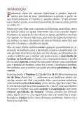 A Lei de Deus e a Mulher na Igreja - Livros evangélicos - Page 4