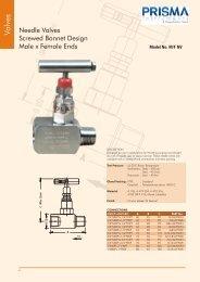 B QS C (M ax. Open) - Prisma Instruments & Gauge Bourdon France