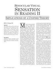 13-3 Hussey.pdf - Optometric Extension Program Foundation