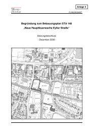 Neue Hauptfeuerwache Eyller Straße - Kamp-Lintfort