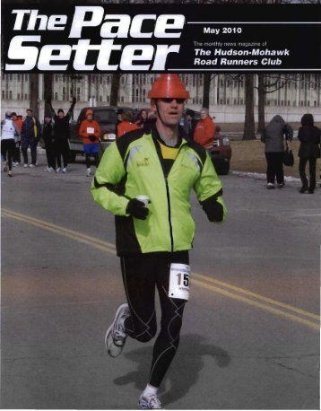 May 2010 - Hudson Mohawk Road Runners Club