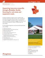 Loan Program - IFF