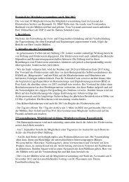 Protokoll der Mitgliederversammlung am 8. Mai 2012 - Freunde des ...