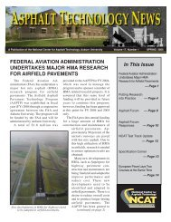 1 In This Issue FEDERAL AVIATION ... - Auburn University