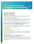 conference program brochure - PBS - Page 4