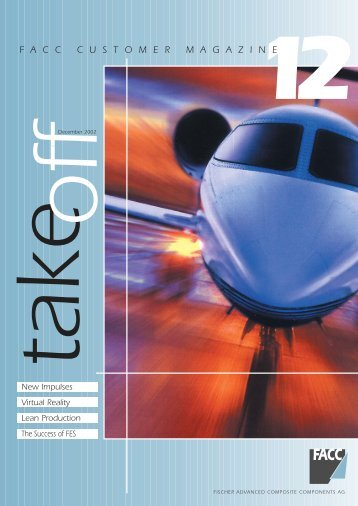 """take off"" - Issue 12 - FACC"