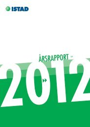 2012ÅRSRAPPORT - Istad kraft AS