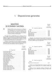 BOE 002 de 02/01/2007 Sec 1 Pag 85 a 85 - Consultores Online