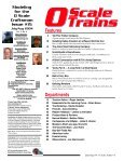 Scale - O Scale Trains Magazine Online - Page 3
