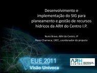 Diapositivo 1 - Esri Portugal