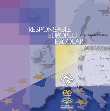 Responsable europeo escolar - Escuelas Católicas