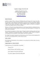 Full CV (PDF) - Berkeley Research Group