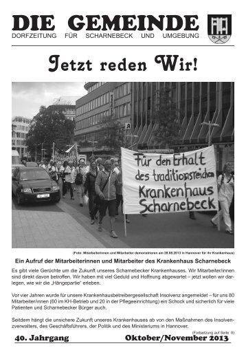 DIE GEMEINDE - Scharnebeck