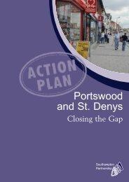 Portswood & St Denys - Southampton Connect