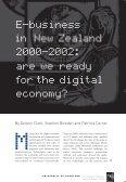 E-business in New Zealand, 2000-2002 by Delwyn Clark, Stephen ... - Page 2