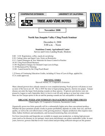 Download Newsletter - Merced County