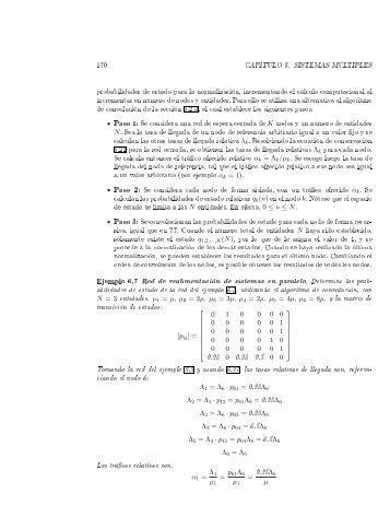 Ejemplo 6.7 Red de realimentación de sistemas en ... - UN Virtual