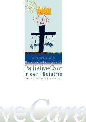 Folder Palliative Care Pädiatrie