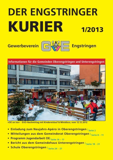 01/13 - Engstringer Kuriers