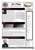 Al Noor - Majlis Khuddamul Ahmadiyya UK Majlis Khuddamul ... - Page 2