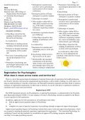 TOP - March 2007 - APS Member Groups - Australian Psychological ... - Page 5