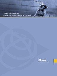 Trimble Spatial Imaging: Pone la información ... - Al-Top Topografía