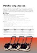 Planchas compactadoras - Pegamo - Page 2