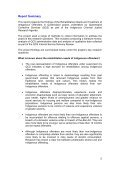 Rehabilitative needs and treatment of Indigenous offenders in ... - Page 5